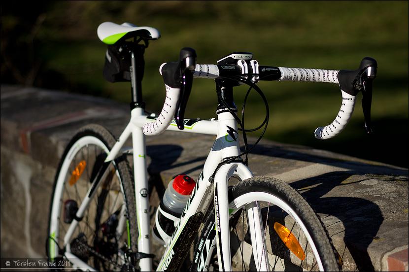 Mein neuer Crosser Merida Cyclo Cross 4-D / Rund um Eisenstraße ...