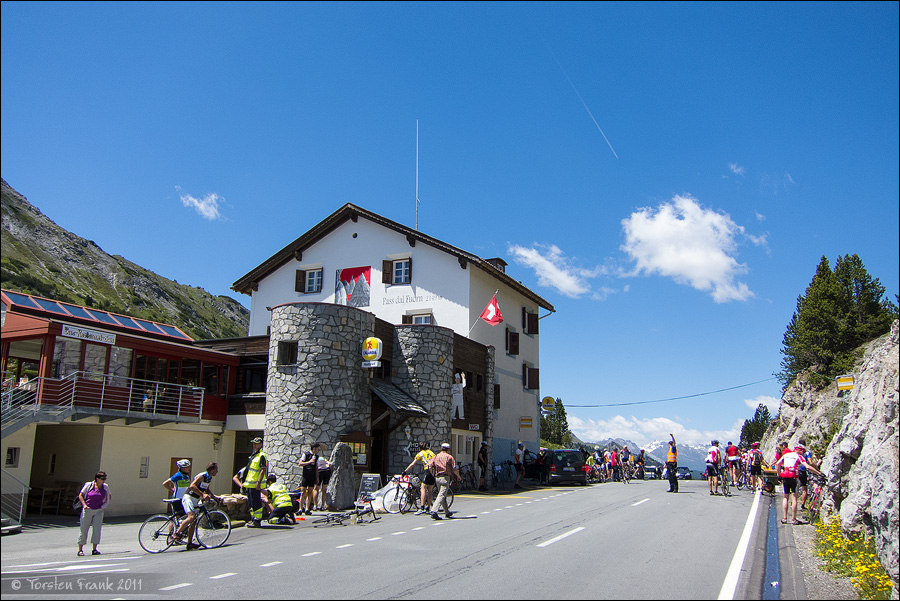 Pass dal Fuorn / oben am Ofenpass