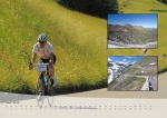 Das Kalenderblatt für diesen Monat in meinem Rennradkalender 2012