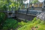 Einlaufrechen Wasserkraftanlage Bamenohl