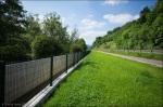 Neugestaltung Obergraben Wasserkraftwerk Bamenohl