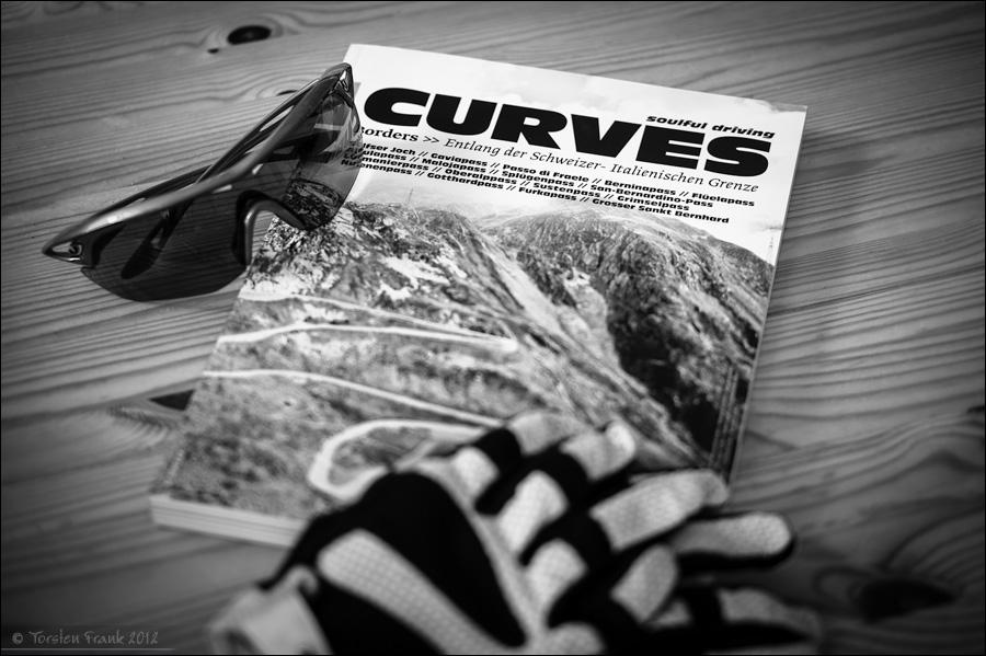 Curves Magazin Ausgabe Schweiz / Italien: Borders