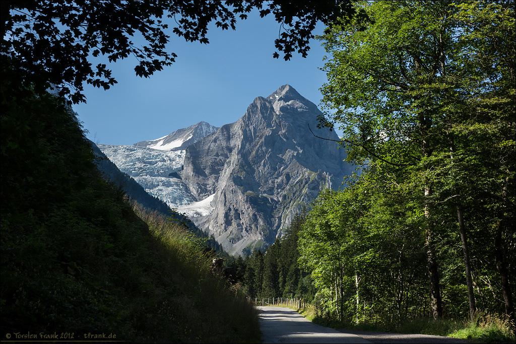 Von Meiringen zur Grossen Scheidegg