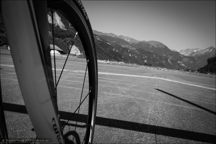 Wilier ready for take-off!