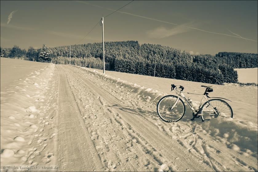 Wintertraum im Wittgensteiner Land oberhalb Birkelbach und Birkefehl