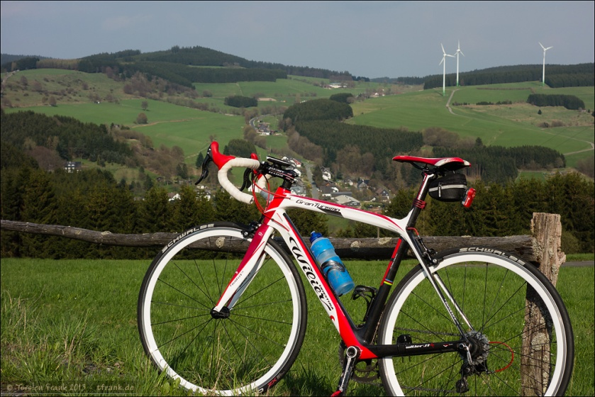 Wilier Triestina GranTurismo - what else? ;-)