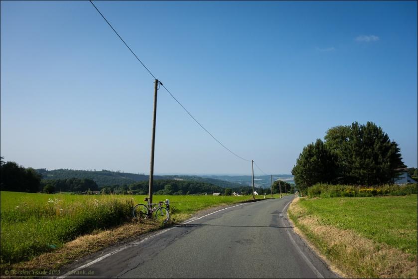 Weiter Blick nach Norden zwischen Wiblingwerde und Rennerde.