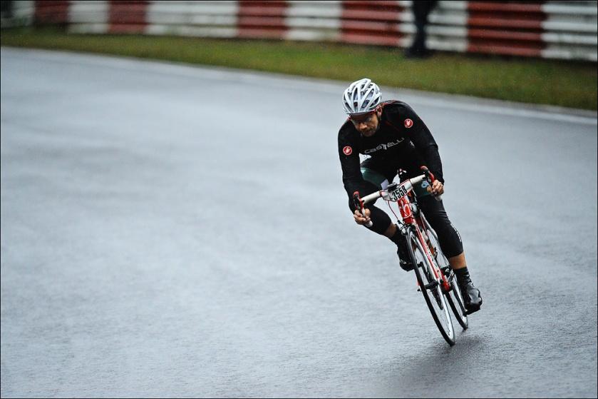 Gabba-Time! Nordschleife im Regen. Meine zweite Runde, Foto: Sportograf