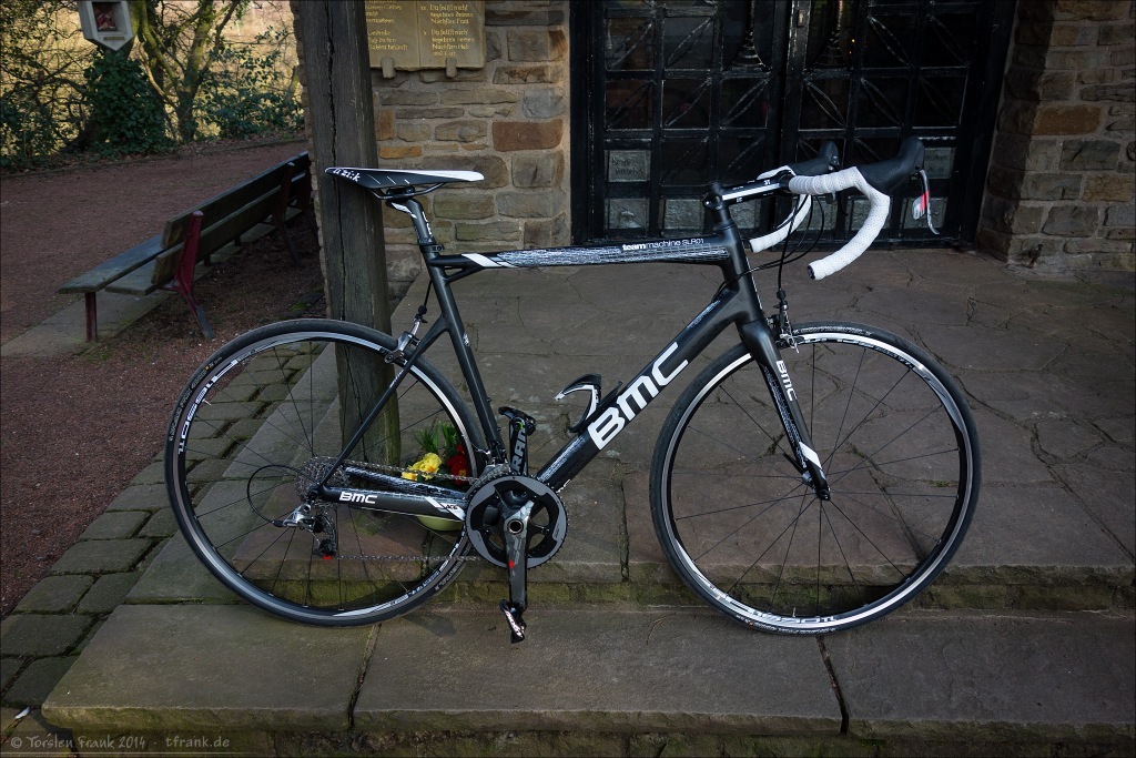 BMC Teammachine SLR01, 2014er Modell, SRAM Red 22