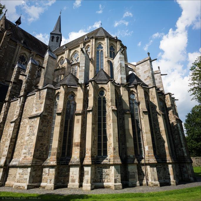 Der Altenburger Dom bei Odenthal