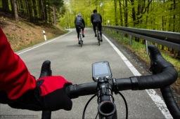 1. Mai-Ausfahrt 2015 mit Fabian, Roland und Thorsten