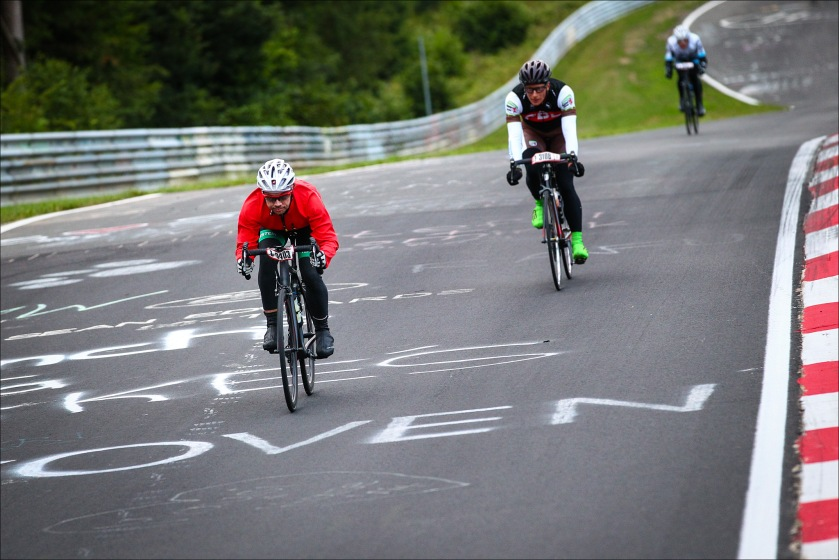 Runde 1 - im Pflanzgarten (Foto: Sportograf)