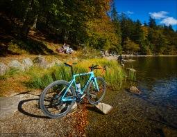 Cross bike porn in Landschaftsporn