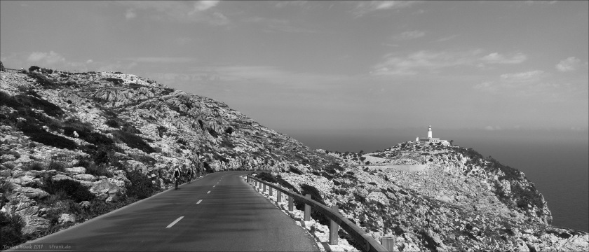 Cap de Formentor mit Far de Formentor, dem Leuchtturm