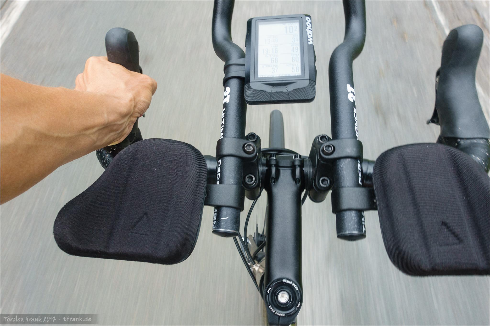 Ultradistance Cycling Aerobar Setup – Torsten Frank   : :   tfrank