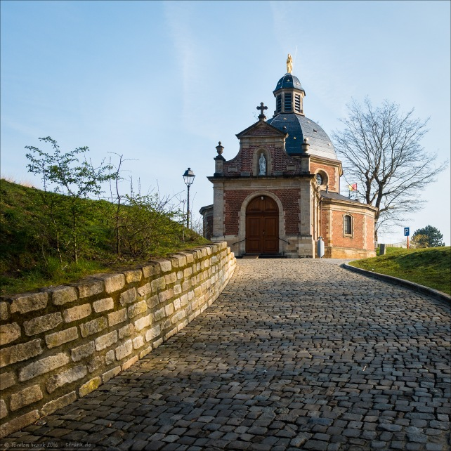 Start: Kapelmuur in Geraardsbergen