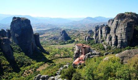 Ziel: Meteora, Griechenland