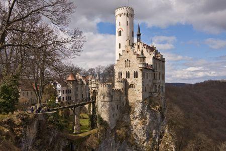 CP 1: Schloss Lichtenstein, Deutschland