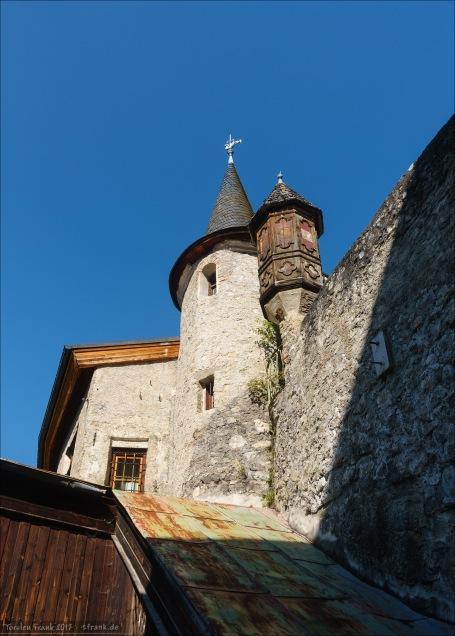 Burg Fernstein. Was für ein Wetterchen!