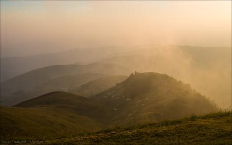 Monte Grappa Hills