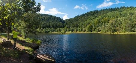 Der Sankenbachsee war mein Fotohighlight des Sonntags. Auch andere fanden das. :)