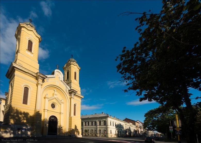 Griechisch-katholische Kirche der Jungfrau Maria
