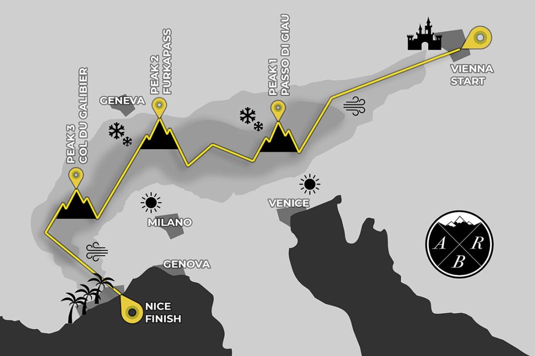 3PeaksBikeRace_Route-klein