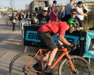 Biehler Triple C - CyclingworldCycloCross: Martin Donat vom Lifecyclemag ist für solche Events immer zu haben.